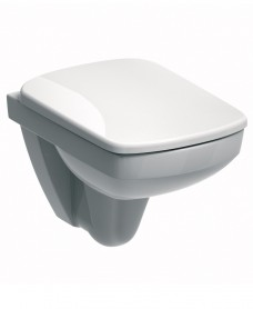 E200 Space Saver Wall Hung Toilet & Soft Close Seat