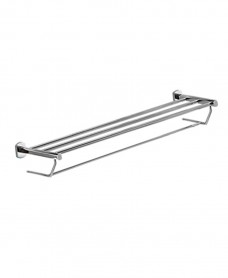Edera Double Towel Shelf