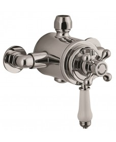 Elizabeth Dual Control Exposed Thermostatic Shower Valve