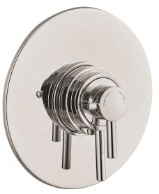Emma Dual Control Concealed Thermostatic Shower Valve