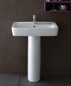 Galerie Plan Basin 55cm with Pedestal