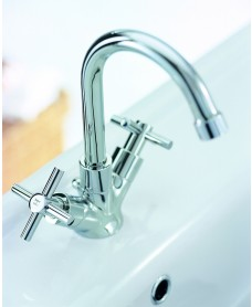 Harcon Basin Mixer with FREE  Basin Waste