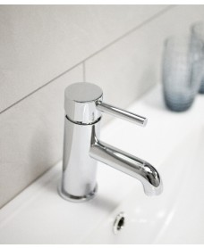 Harrow Basin Mixer with FREE Click Clack Basin Waste