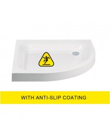 JT Ultracast 800 Quadrant Shower Tray - Anti Slip