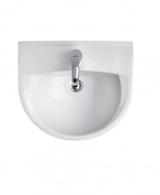 President 500 Washbasin 1 Tap Hole
