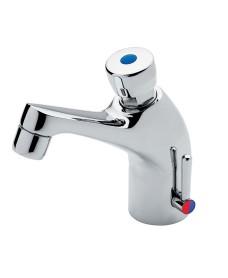 Standard Non Concussive Basin Mixer - Temperature Regulator
