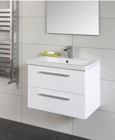 Otto 60 Wall Hung Vanity and Basin
