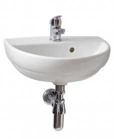 Twyford Refresh 45cm Handrinse Basin (1 TH)