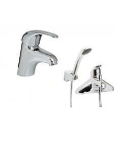 Ruby Bath Shower Mixer Pack