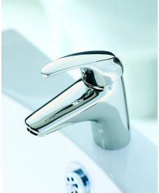 Ruby Basin Mixer with FREE Click Clack Basin Waste