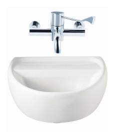 Sola Medical 400 Washbasin No Tap Hole