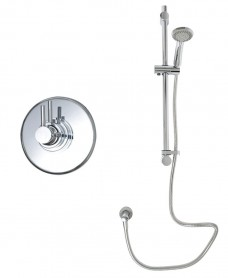 Synergy Thermostatic Shower Kit 1