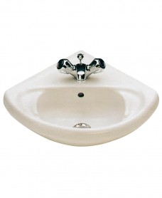 Anglo Corner Basin 1 Tap Hole