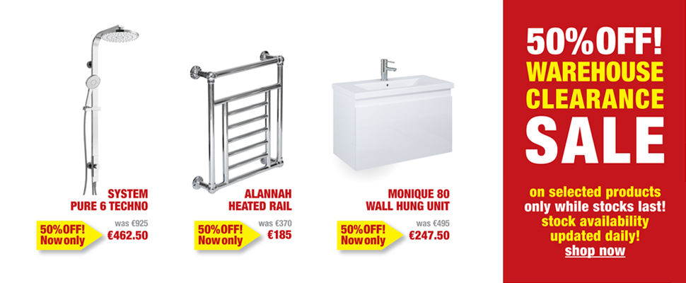 Sonas Warehouse Clearance - 50% off
