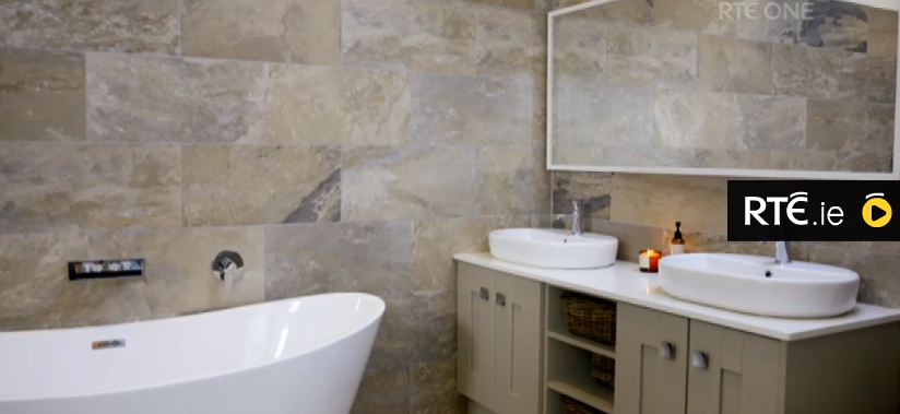 Recreate The Look SONAS On Room To Improve Sonas Bathrooms - Bathroom in a day