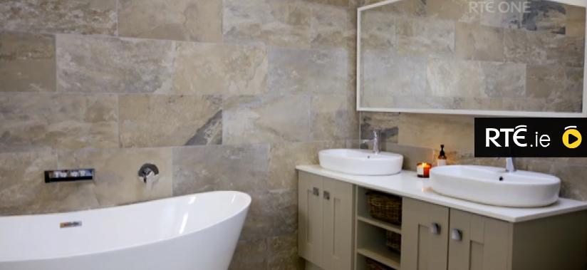 Recreate The Look SONAS On Room To Improve Sonas Bathrooms - Bathroom in a day