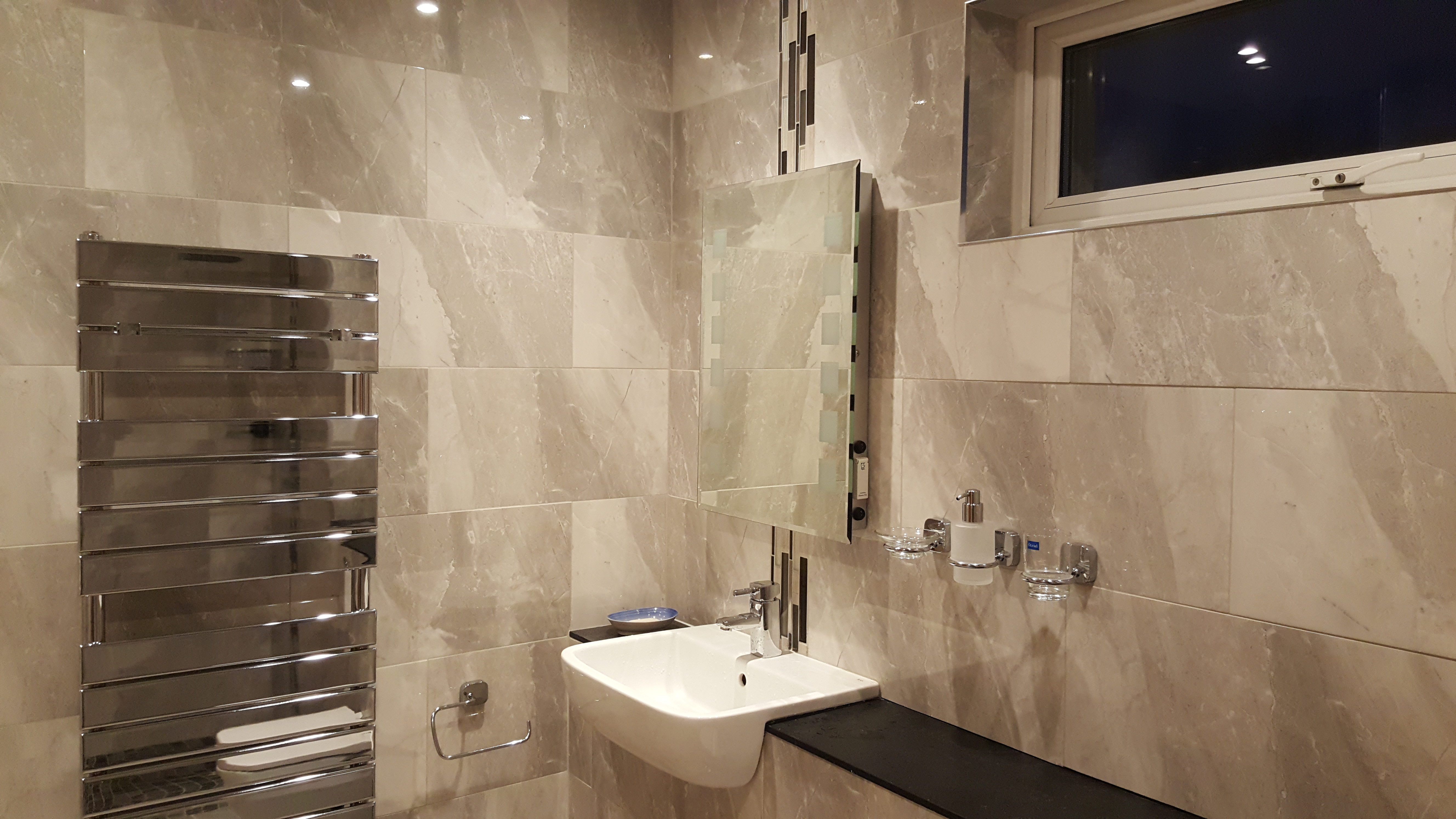 Bathroom Makeovers Dublin a fabulous dublin bathroom makeover. | sonas bathrooms
