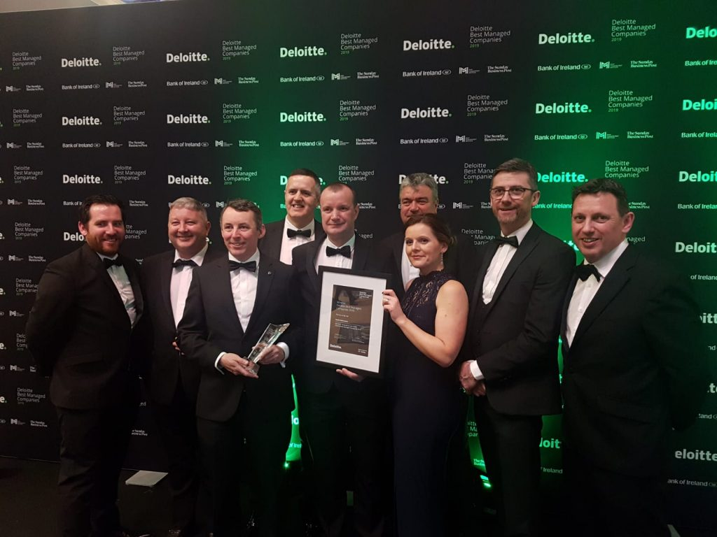 Deloitte Best Managed Companies 2019