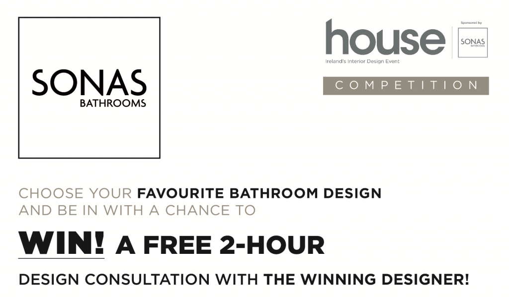SONAS Bathrooms bathroom pod competition  at house