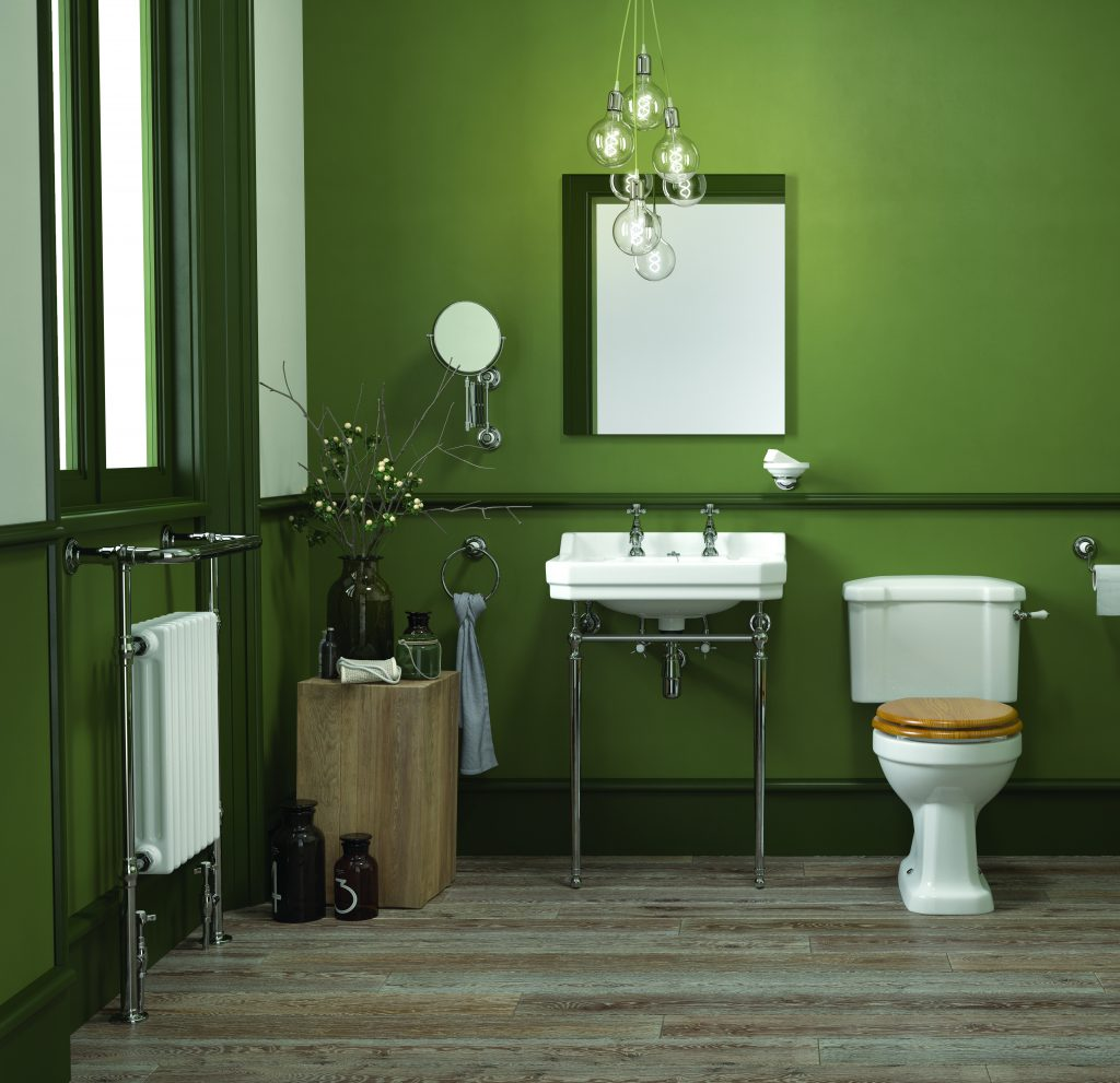 Westbury Traditional Bathroom Collection