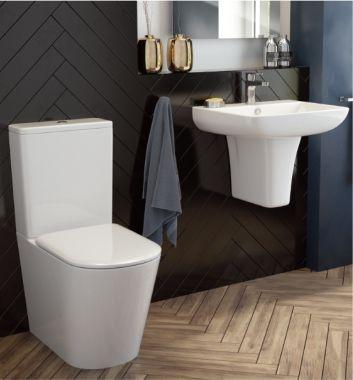All Bathroom Suite Ranges