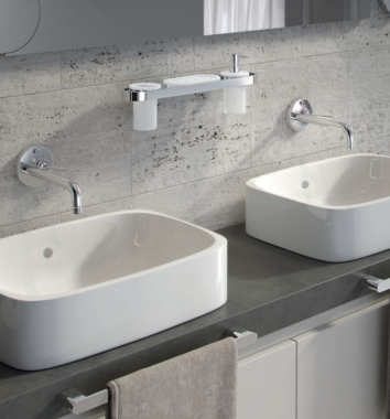 Extraordinary Bathroom Accessories Images Interior Design On Sink ...