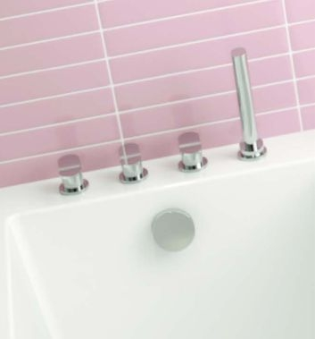 Bath Taps & Fillers