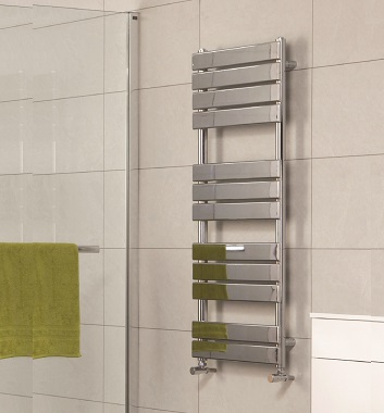 Contemporary Heated Towel Rails