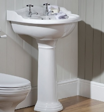 Traditional Wash Basins