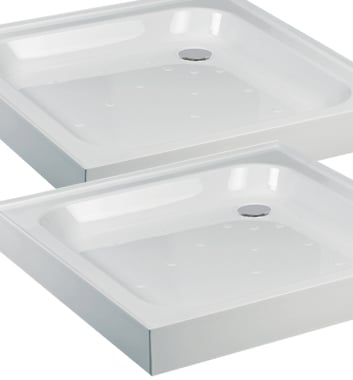 Upstand Shower Trays