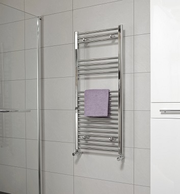 Wall Mounted Heated Towel Rails