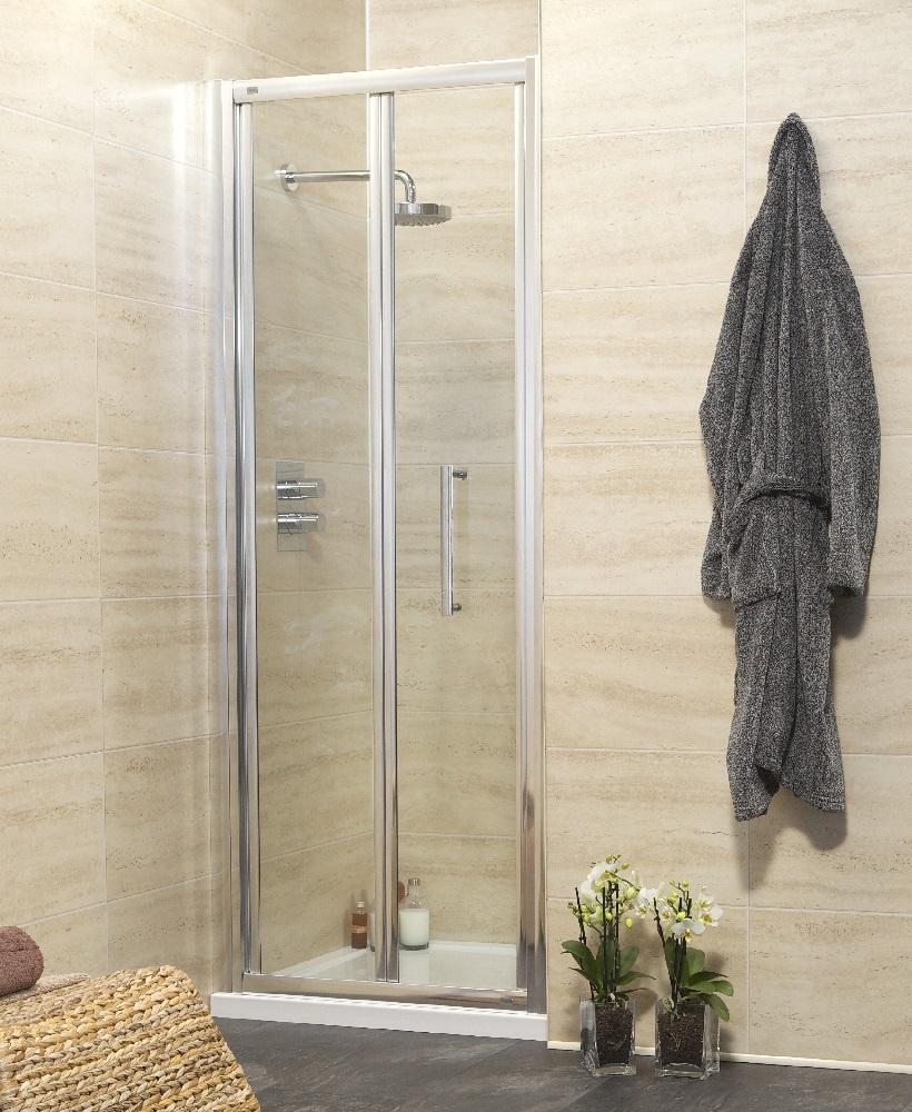 Revive 760 Bifold Shower Door - Adjustment 705-760mm