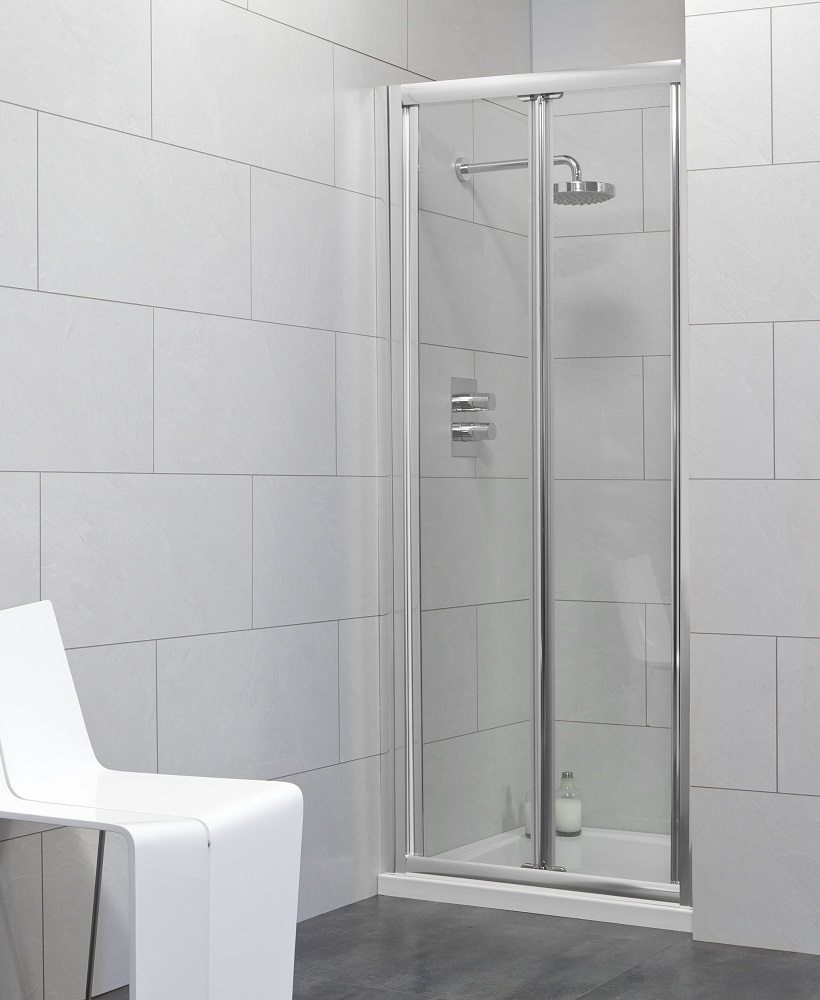 City 760 Bifold Shower Door - Adjustment 700-750mm