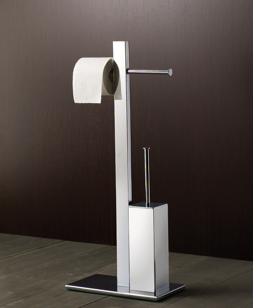 Bridge Free Standing Bathroom Butler