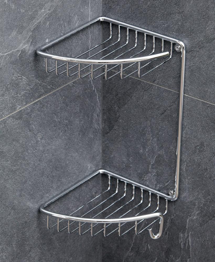 Corner Shelf For Shower