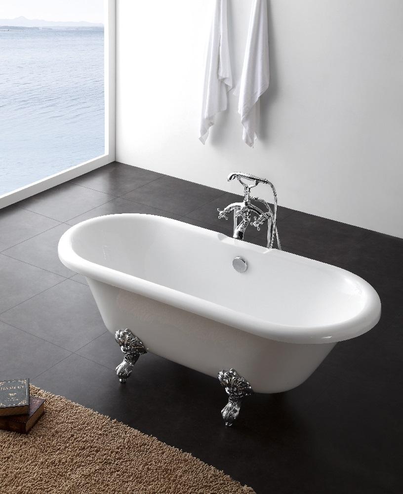 Duchess 1750 x 780 Free Standing Bath