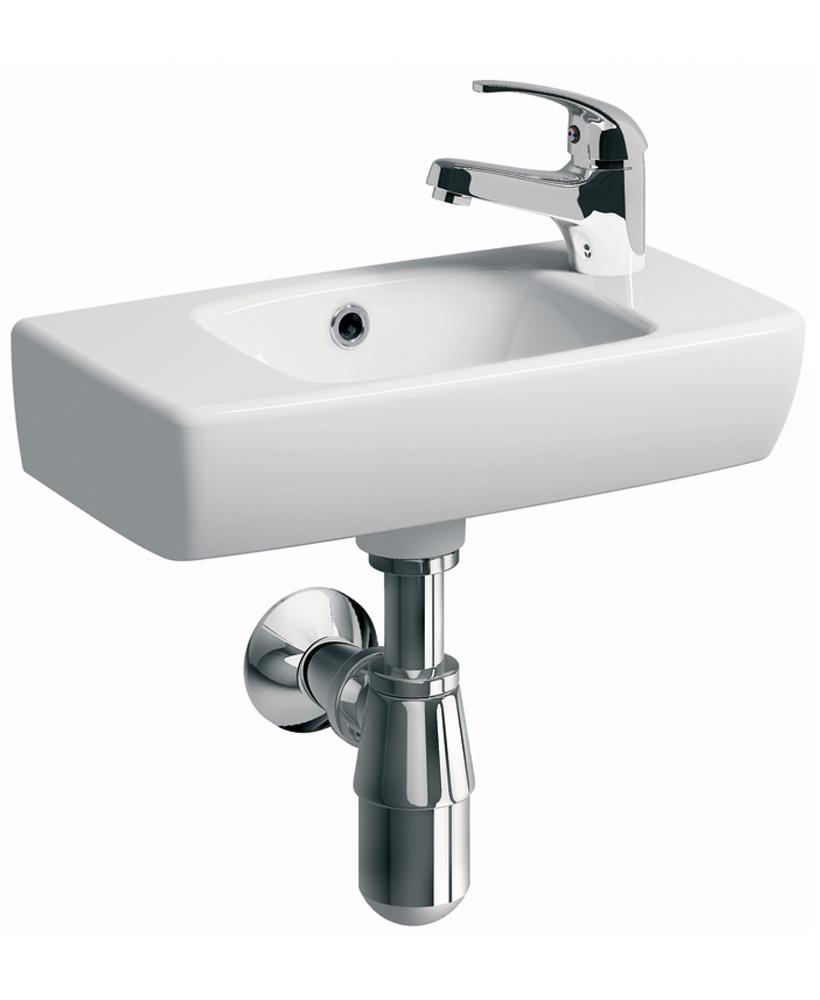E100 Square Handrinse basin