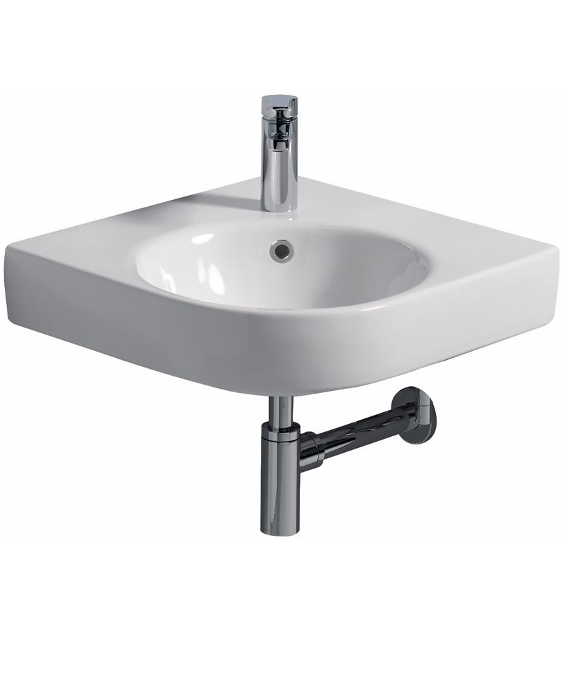 E200 500 Corner Handrinse Basin