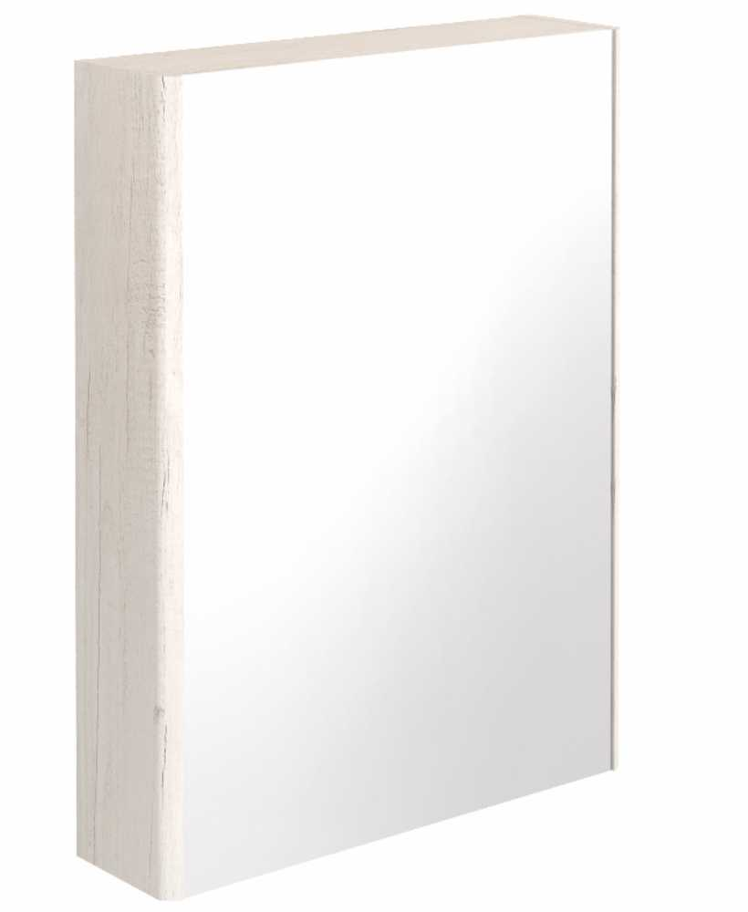 Ella 60 Light Wood Mirror Cabinet