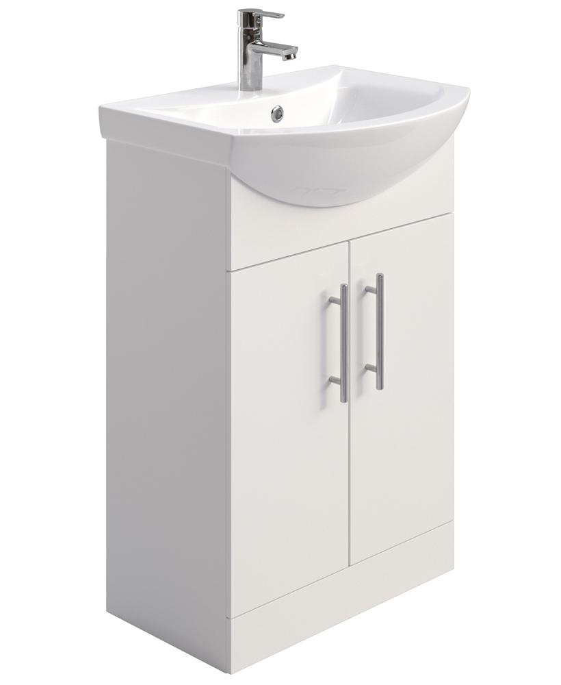 Belmont 55cm Vanity Unit Basin