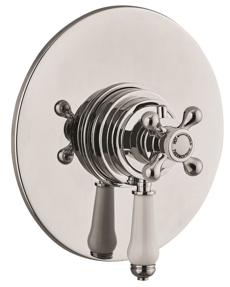 Elizabeth Dual Control Concealed Thermostatic Shower Valve
