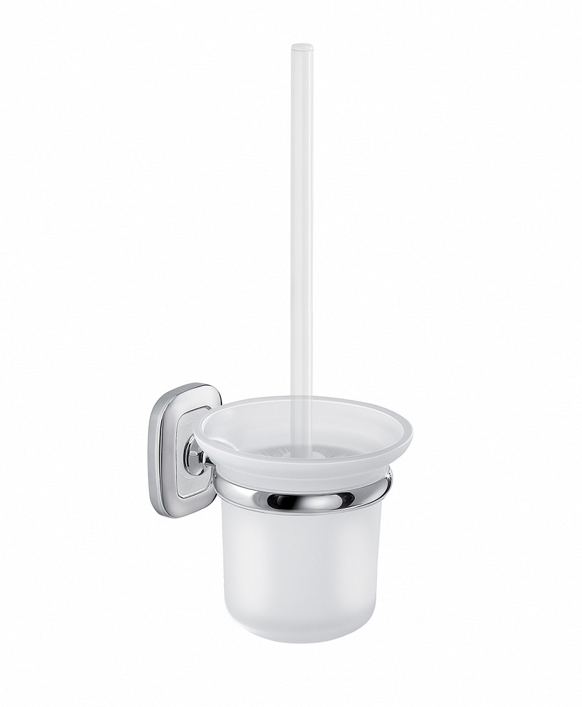 Everest Wall mounted Toilet Brush & Holder