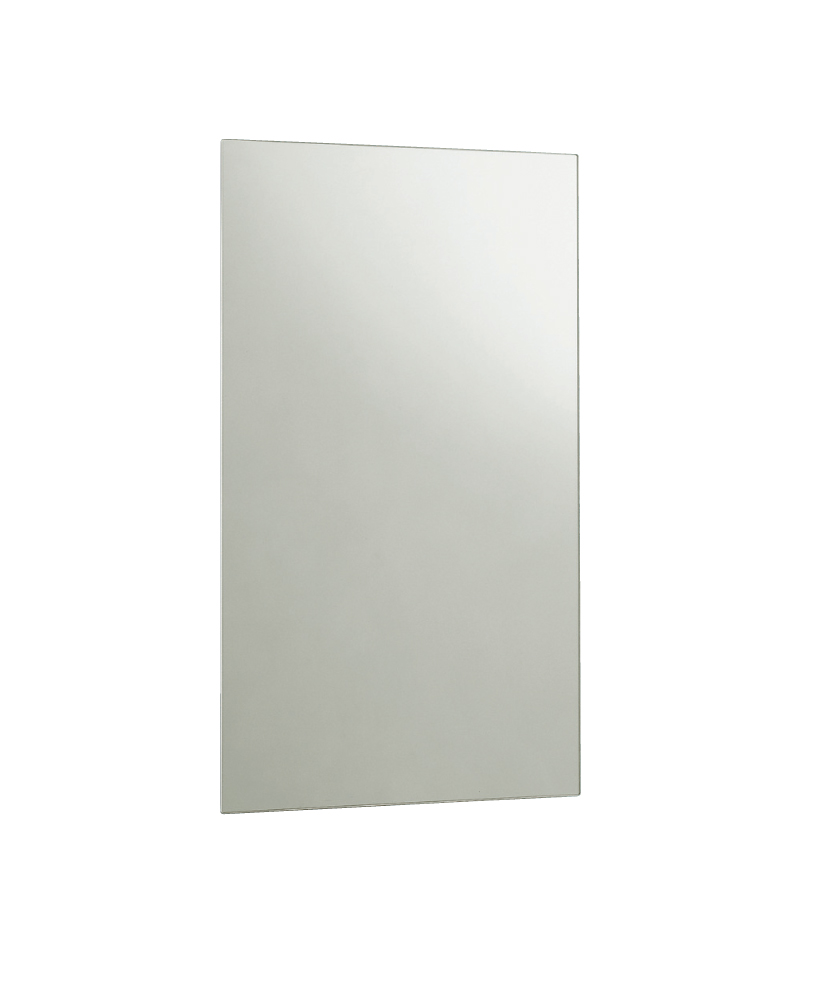 Polished Edge Rectangle Mirror 500x800mm