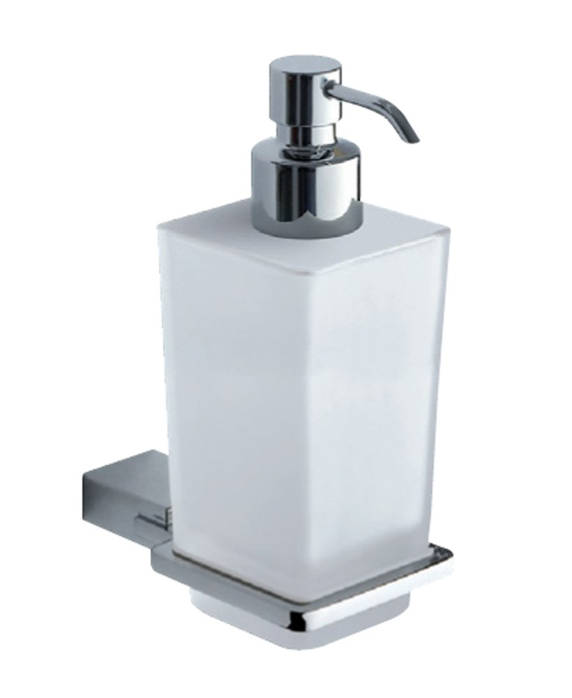 Kansas Soap Dispenser Chrome