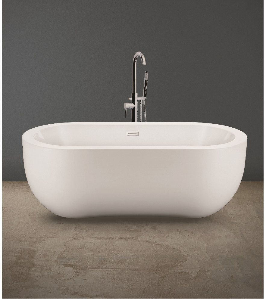 Hannah Freestanding Bath L 1600 W 785 H 575