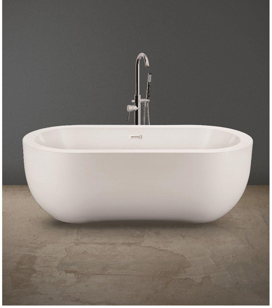 Hannah Freestanding Bath  L 1685 W 785 H 575