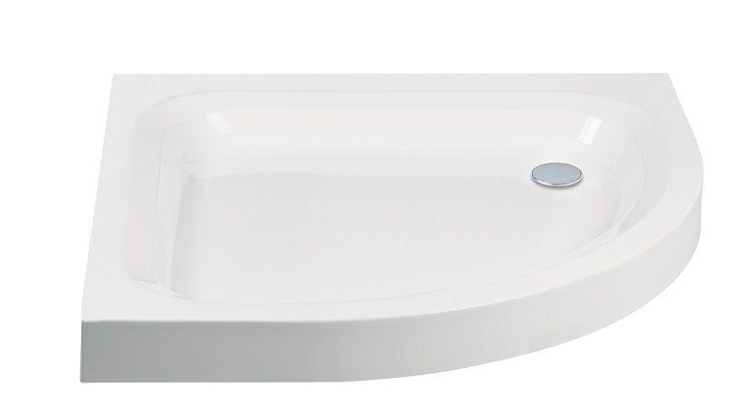 JT Ultracast 800 Quadrant Shower Tray 550mm Radius