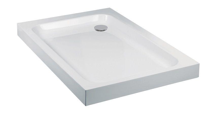 JT Ultracast 1100x900 Rectangle Shower Tray