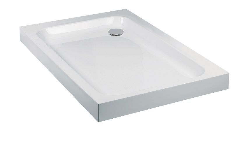 JT Ultracast 1100x800 Rectangle Shower Tray