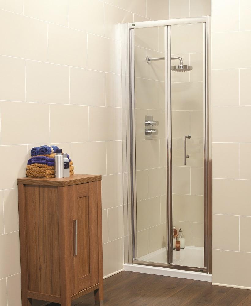K2 950 Bifold Shower Door - Adjustment 900-960mm